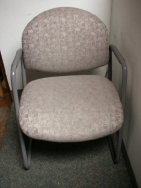 (4) Sled Based Side Chairs