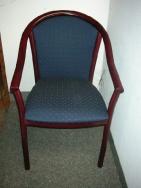(3) Mahogany Side Chairs
