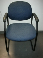 (2) Sled Based Side Chairs